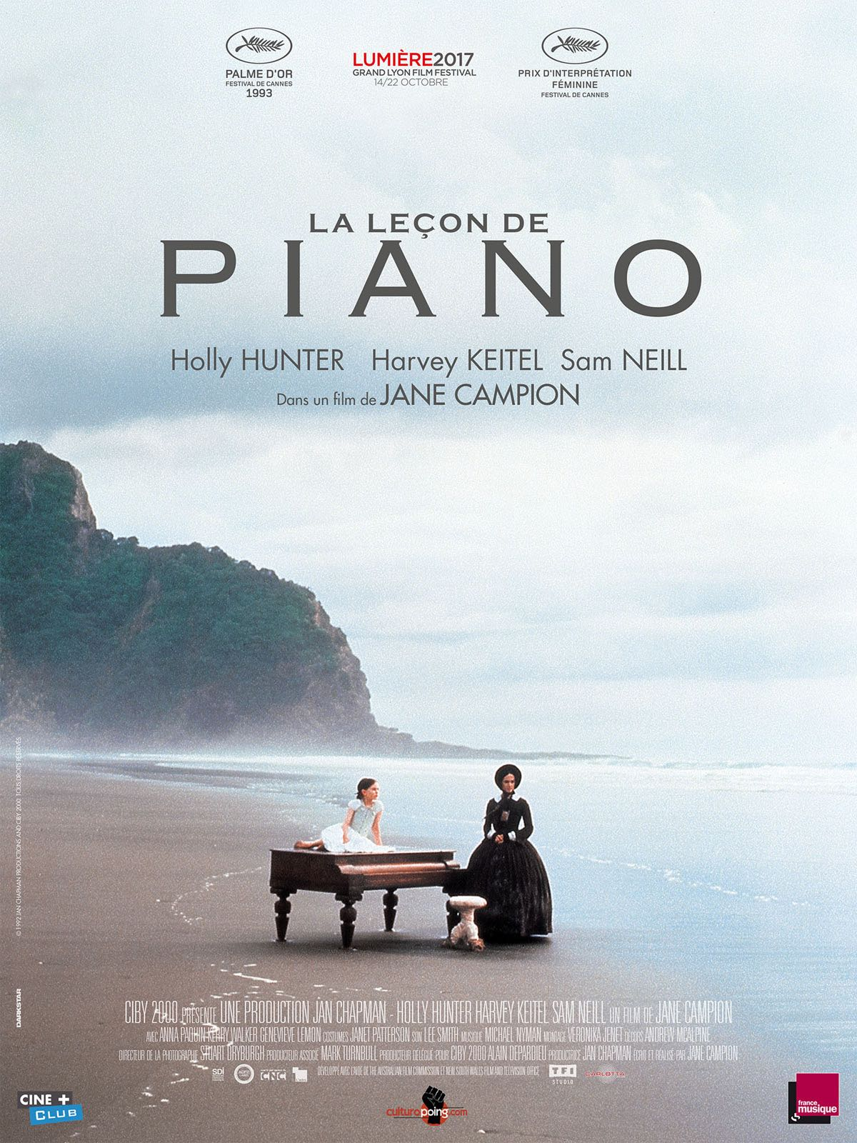 LA LECON DE PIANO