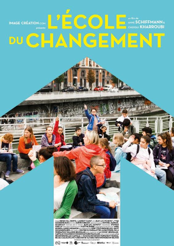 L'ECOLE DU CHANGEMENT + DEBAT • GRATUIT